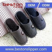 2015 New product men slipper rubber slipper soles