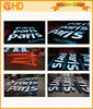 led luminous letters