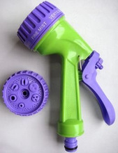 New products Garden Water guns CS-1010 7 functions hose nozzle