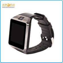 """2015 Hot Wholesale 1.54"""" Inch Touch GV08 Smart Watch for Android ios"""