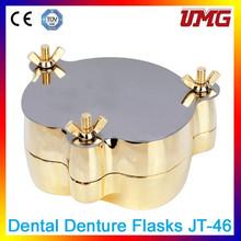 Popular 2015 new design denture bath box dental lab flask
