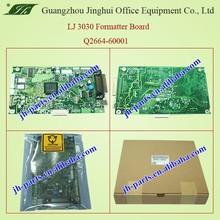 Printer Spare Parts Laserjet printer 3030MFP Formatter Board Logic Card Main Board Q2664-60001