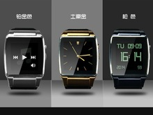 2015 newest fashion type Man watch sync with cellphone China express watch in gsm high resolution