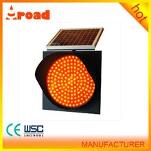 solar amber slow warning light led warning light rotary warning light