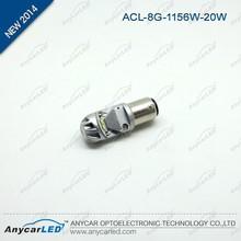 Manufacturer wholesale 8G 20w cree led brake light stop light S25 1156/1157 T20 7440 /7443 12V