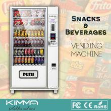 Snack and Cold Beverage Vending Machine, Best China Supplier, KVM-G654