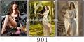 خرافية الجمال 3d عدسي طباعة صورة ديناميكية