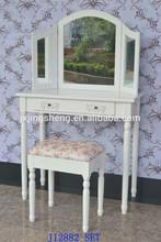 Bedroom furniture/bedroom sets/ wooden dressing table