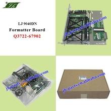Printer Spare Parts Laserjet printer 9040DN 9040N Formatter Board Logic Card Main Board Q3722-67902