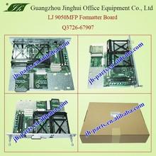 Printer Spare Parts Laserjet printer 9050MFP Formatter Board Logic Card Main Board Q3726-67907