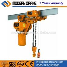 High Safty And Durabl Convenient Electric Chain Hoist