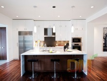 Piano white contemporary kitchen cabinet luxury kitchen cabinets design