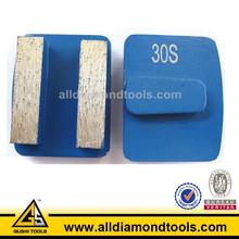 Diamond Segment Trapezoid Double Diamond Bricks for Concrete