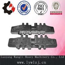 High Manganese Steel Excavator Steel Track Pads