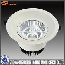 branded export led profile sparkle gu10 led spot light
