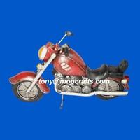 Customized motorbike, Polyresin mini motorbike