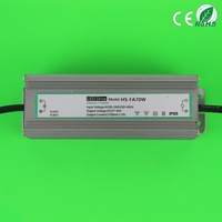 10 Series 7 Parallel Led Power Driver 2100ma Led Driver 70W