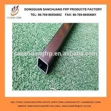 pultrusione in fibra di carbonio tubi quadri in fibra di carbonio barre quadrato