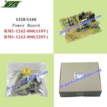 LaserJet 1160/1320 Power Board/Power Supply Board/Power Supply Assembly 110V(RM1-1242-000)220V(RM1-1243-000) printer parts