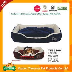 Durable Warm Flocking Fabric Best Quatity Dog Mat/Dog Bed