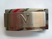 """""""V"""" design new fashion metal military police belt buckles"""