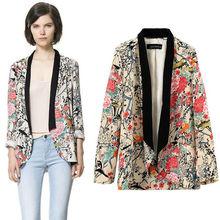 adultos nueva retro vintage hippie de flores sueltas kimono las mujeres blusa de gasa 2014 instyles zt005042