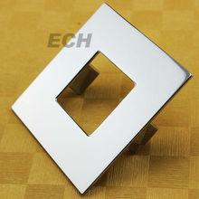 ECH square metal drawer handle