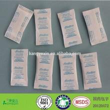Efficient moisture absorb desiccant bag silica gel medical grade