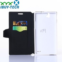 Best selling in stock put on your logo for free high quality hard plastic case for zte grand x max z787