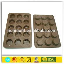silicone customized ice cream mould