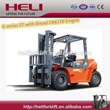 HELI brand G Series 1T I.C. Counterbalanced Forklift Trucks