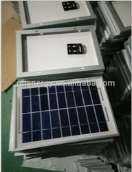 5w 9v small solar panel for led street light