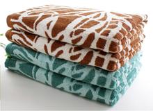 wholesale hot sale professional comfortable antibacterial fiber bamboo bath towels with jacquard plain colors