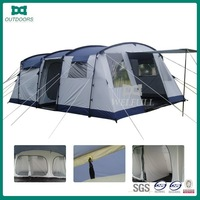 High Quality Big Family Camping Folding Tunnel Leisure Tent
