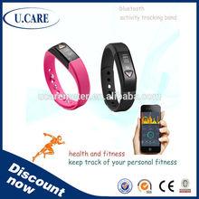 2015 Promotional Bluetooth Smart watch, New Calorie Counter Bluetooth Wristband Smart