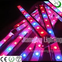 DC12V IP68 full spectrum 4ft hydroponic greenhouse LED grow light 15/30/45/60W