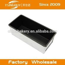 Bread pan/Aluminum pullman pan/bread panera