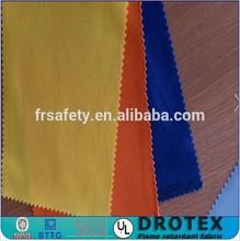 100% flame retardant fabric proban processing