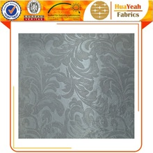 100%polyester shiny embossed curtain blackout in turkey
