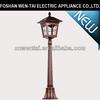 standing solar lamp for solar garden lights led garden light