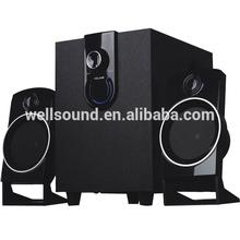 2.1 channel Multimedia speaker/ 2.1 speaker home theater system