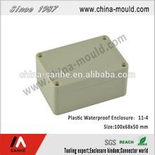IP65 ABS plastic waterproof housing