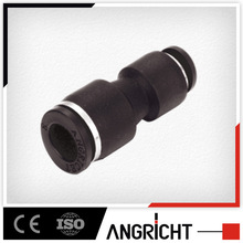 A102 PG one-touch pneumatic air tube fitting plastic reducing connector