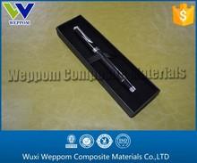 Custom Exquisite Gel Pen Made Of Carbon Fiber