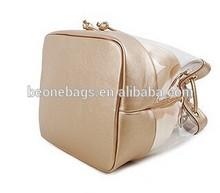 Summer 2015 warmly welcomed OEM & Custom pvc drawstring bag