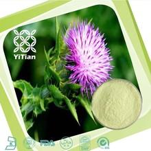 100% Pure Milk Thistle Extract Silymarin Powder