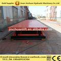 5000kg carregamento 2500mm altura tesoura hidráulica plataformas/estacionária plataforma tesoura elevador/plataforma de elevação hidráulica