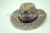 2015 wholesale make a paper cowboy hat