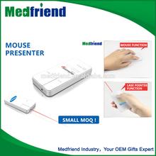 MF1702 High Quality Cheap Custom 2.4ghz Wireless Laser Pointer Presenter Mouse
