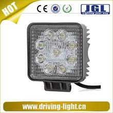 High Quality 15w 18w 24w 27w 42w 48w led work light,offroad 4x4 worklight